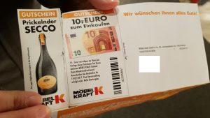 Gutschein von Möbel Kraft - seppel-spart.de