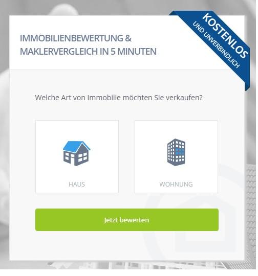 immofair-web.com - Immobilie bewerten