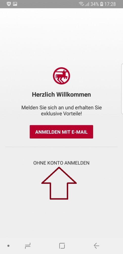 Rossmann App 3
