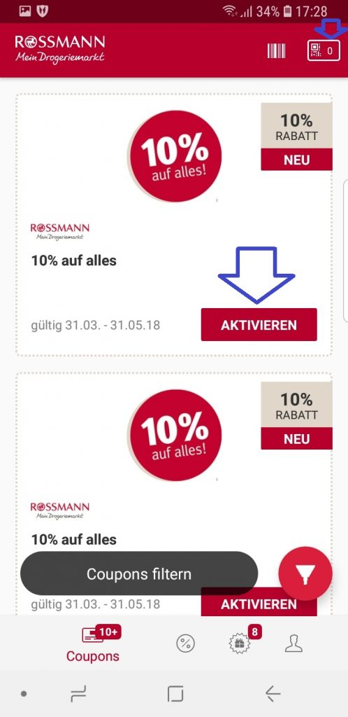 Rossmann App 4