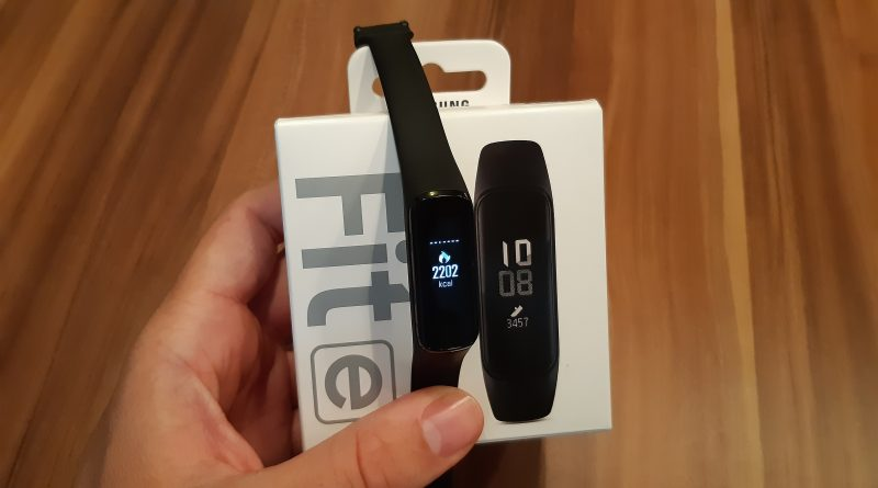 Review und Test Samsung Galaxy Fitⓔ