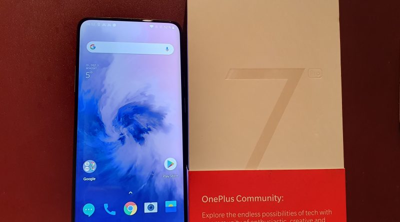 Review + Test zum OnePlus 7 Pro