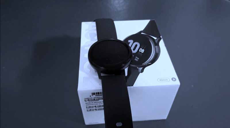 Review + Test zur Samsung Galaxy Watch Active 2