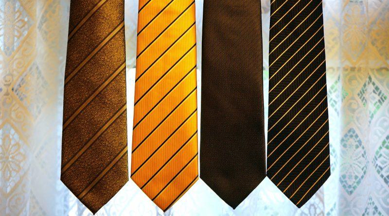 Krawatten mag der Mann