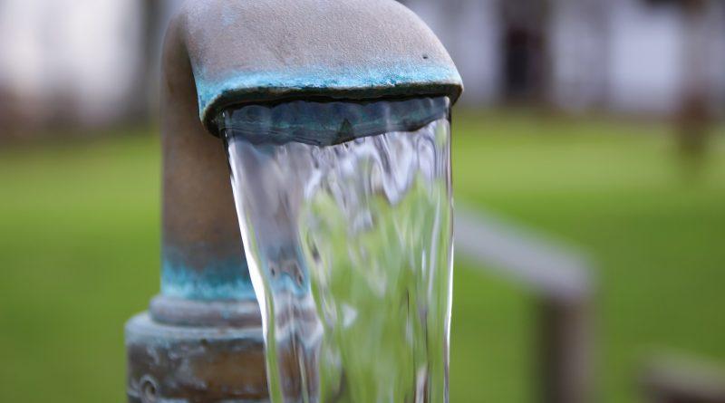 Wir bestehen aus Wasser