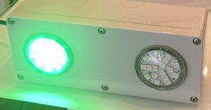 """Wie bei einer Verkehrsampel bietet unsere Signalanlage ein rotes Licht, das für """"Stop"""" steht und ein grünes Licht, das """"Go"""" bedeutet."""